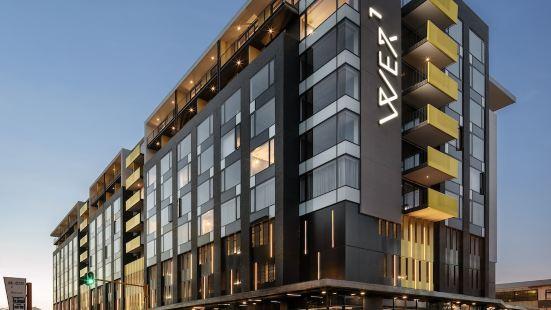 證券交易所公寓酒店
