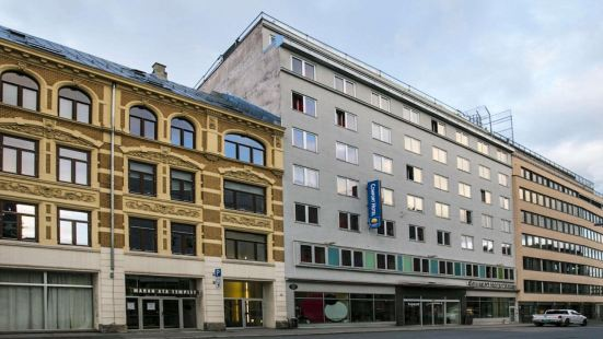 Comfort Hotel Xpress Youngstorget Oslo