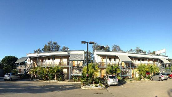 諾維娜棕櫚汽車旅館