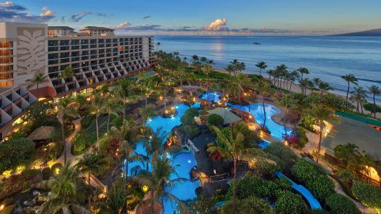 海洋俱樂部-摩洛凱、茂宜島及拉奈別墅萬豪假日俱樂部度假酒店
