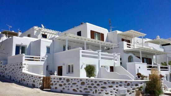 艾莉娜套房與設施別墅酒店