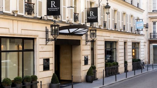 巴黎凡多姆萬麗酒店
