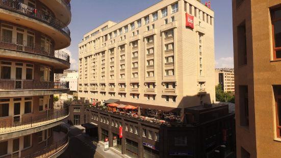 宜必思埃裏温中心酒店