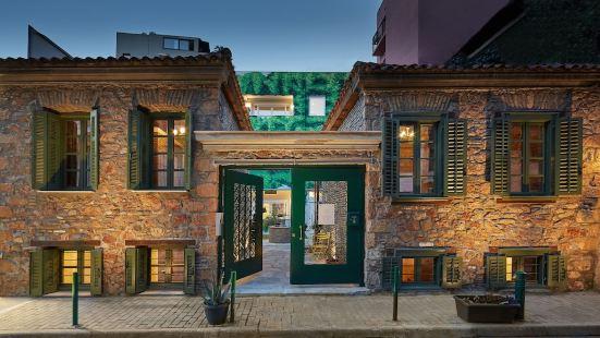 雅典住宿酒店