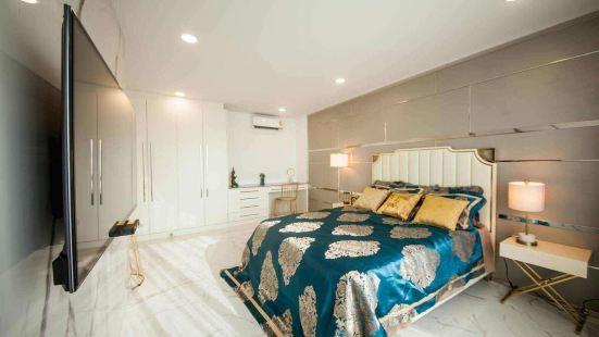 棕櫚泉7卧豪華泳池別墅
