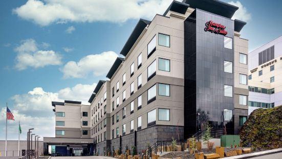 Hampton Inn & Suites Spokane Downtown-South