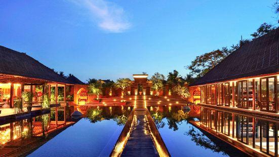 美憬閣峇里島努沙杜亞阿瑪特拉別墅酒店