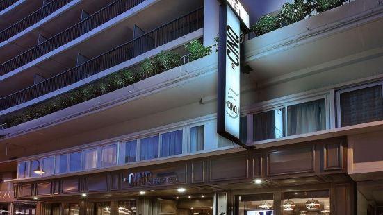 新科海博中心酒店