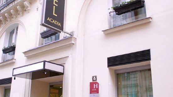 巴黎阿斯託利亞阿卡迪亞酒店