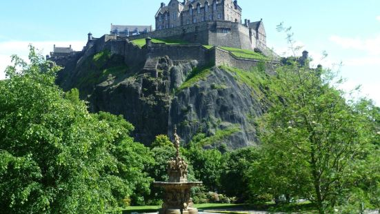 Edinburgh Castle Apartments