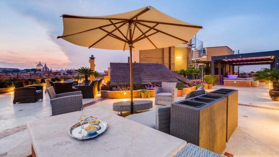 納沃那皇后屋頂旅館