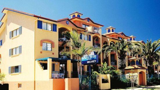 黃金海岸阿魯巴金沙度假酒店