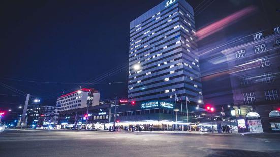 哥本哈根麗笙豪華皇家酒店
