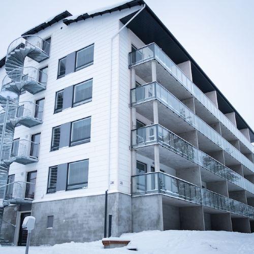 Santasport Apartment Hotel