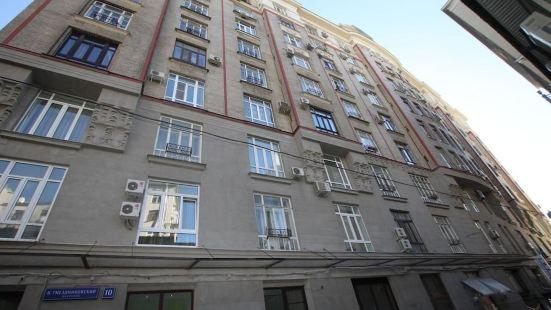 大格尼德尼科沃夫斯基路 10 號公寓 332 號 TVST 公寓酒店