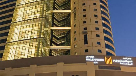 阿布扎比艾爾瓦赫達千禧大酒店