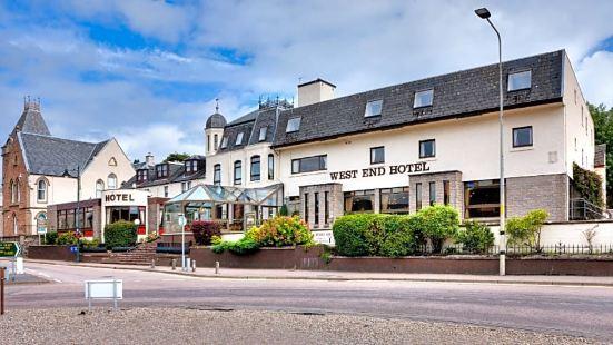 姆特威廉酒店,曾名為西端酒店