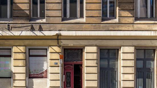 Saint Vitus Apartments with balcony