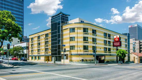 貝斯特韋斯特優質洛杉磯米德頓酒店