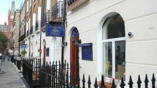 Princess Hotel London - St Pancras Hotel Group