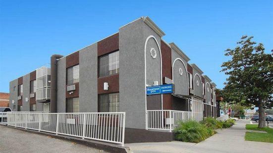 洛杉磯西比佛利山莊貝斯特韋斯特修爾住宿酒店
