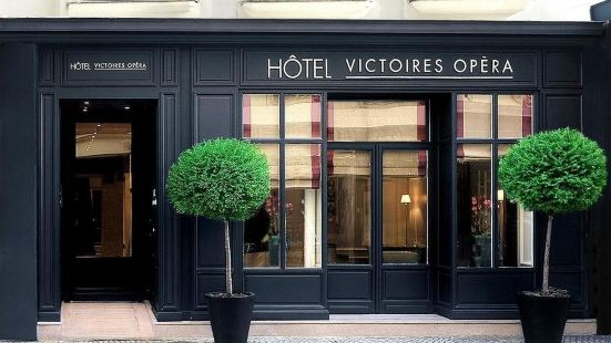 Victoires Opera Paris