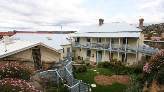 The Lodge on Elizabeth West Hobart