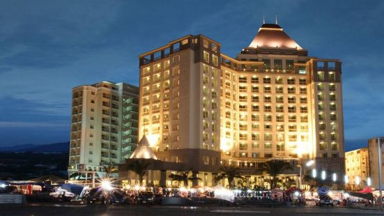 海角拉查酒店,是拉查