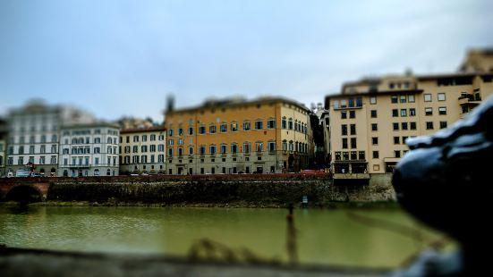 Borgo San Jacopo Penthouse