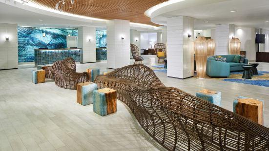 奧瑞格威基基海浪酒店