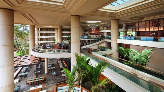 威斯汀哈普納海灘度假酒店