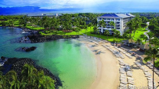 Fairmont Orchid - Hawaii