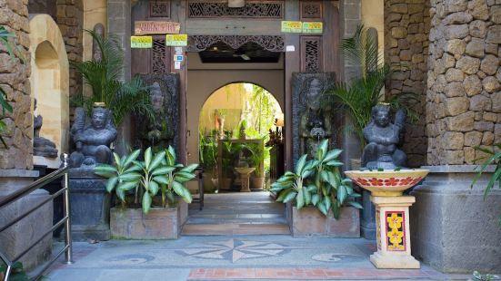 烏布格蘭德賽哈提及Spa酒店
