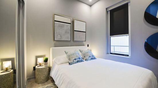 史丹利庭園公寓酒店