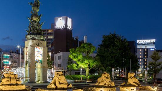 鳥取站前格林瑞奇酒店