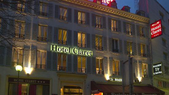 巴黎克拉雷酒店