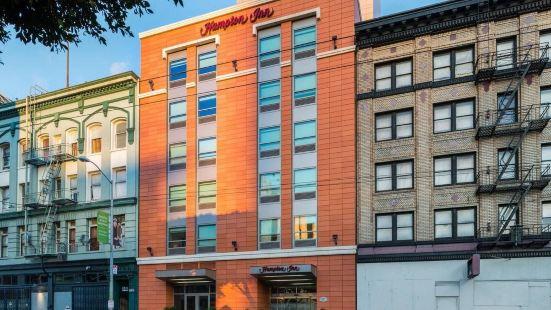 舊金山市區漢普頓酒店/會議中心