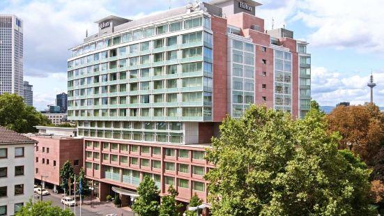 法蘭克福市中心希爾頓酒店