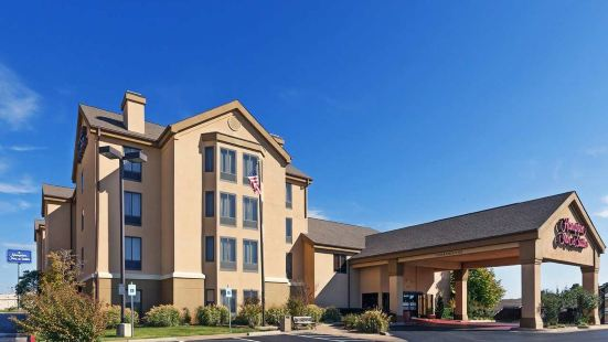 Hampton Inn & Suites Tulsa-Woodland Hills