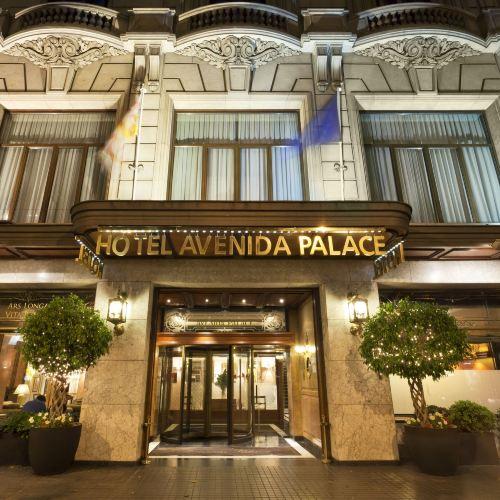 巴塞隆拿埃爾阿維尼達宮酒店