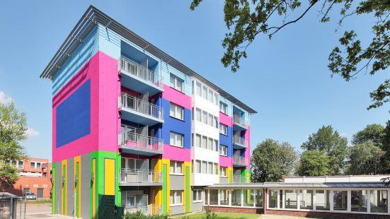 佩圖爾城市花園公寓酒店