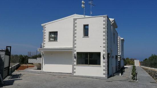 阿菲塔卡梅爾西西里客房酒店