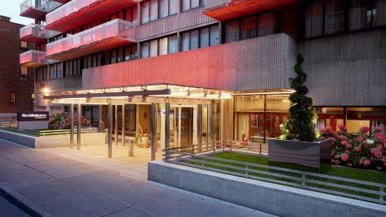 蒙特利爾韋斯特蒙萬豪居家酒店