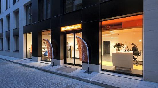 布魯塞爾市中心便捷酒店
