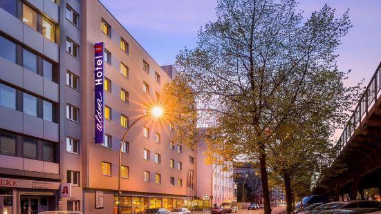柏林中心區阿爾迪諾瓦姆酒店