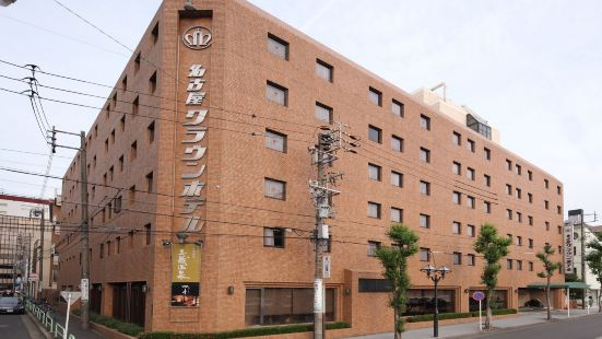 名古屋皇冠酒店