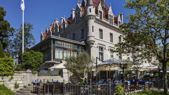 德奧奇城堡酒店