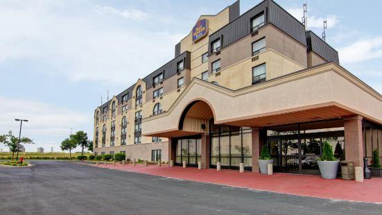 多倫多北約克貝斯特韋斯特優質酒店套房