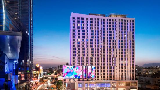 洛杉磯活力洛城萬怡酒店