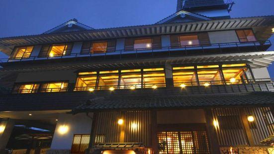 箱根花紋酒店